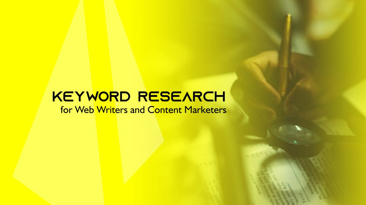 Cara riset keyword artikel