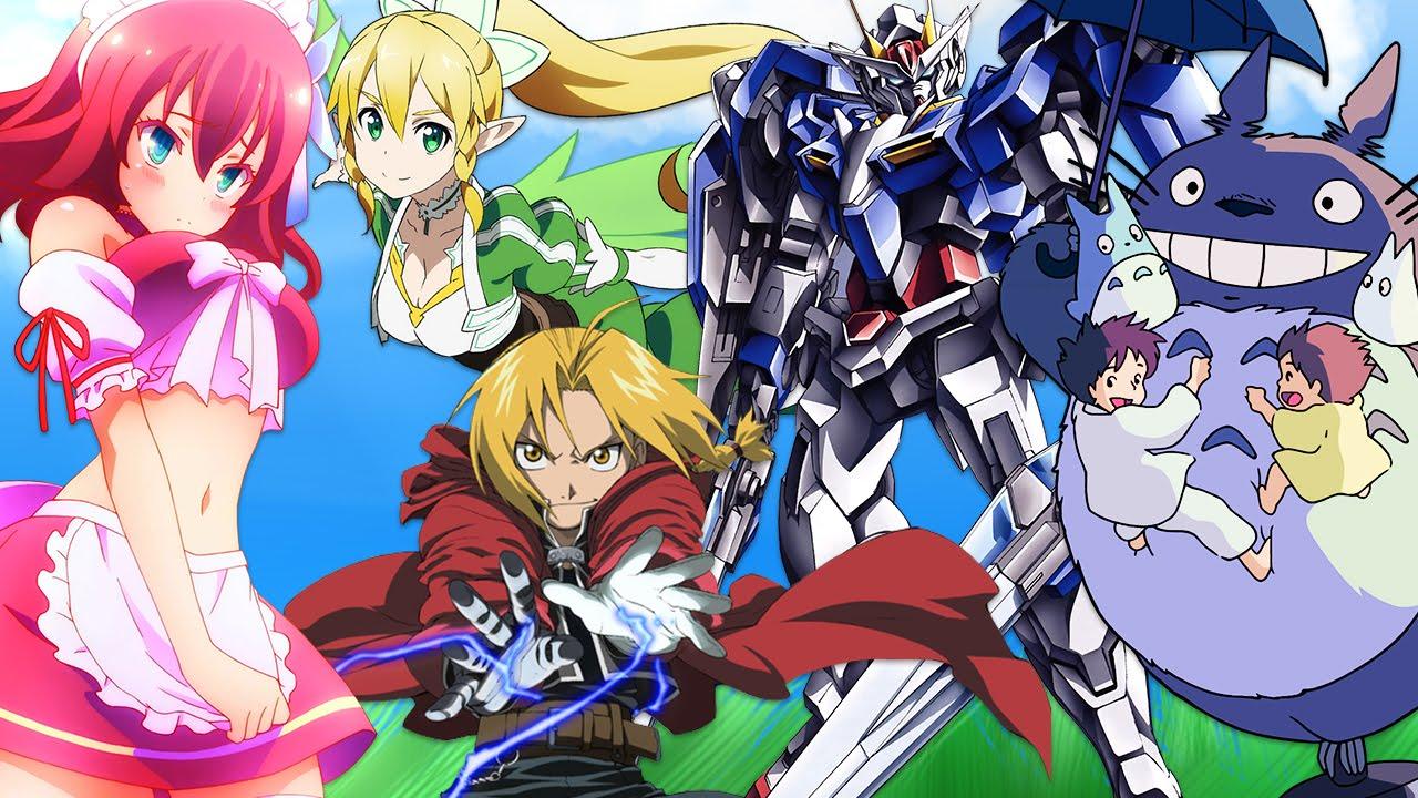 Studio Anime dengan Grafik Terbaik Rekomendasi Buat Kamu