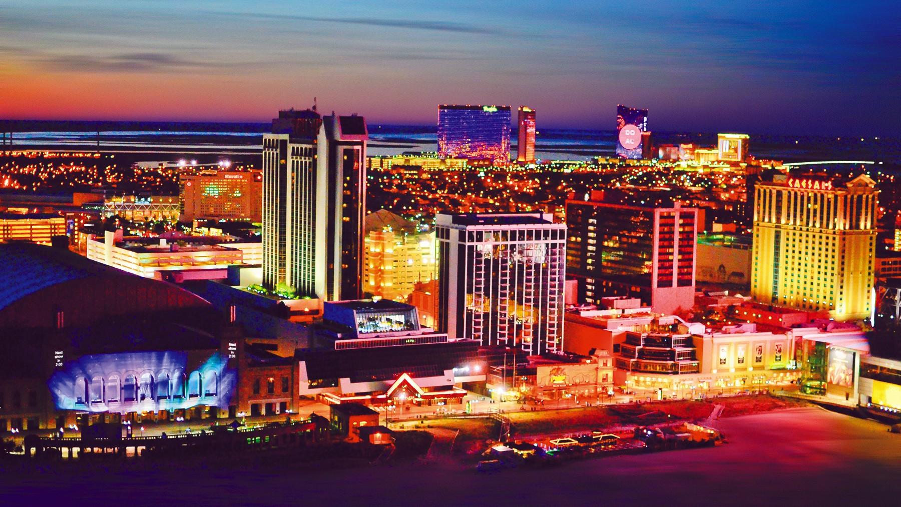 Tempat Wisata Kasino di Atlantic City