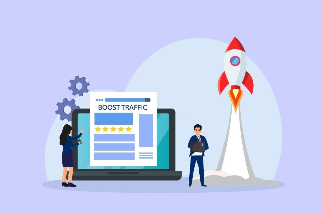 Cara Mengarahkan Pengunjung di Internet ke Website